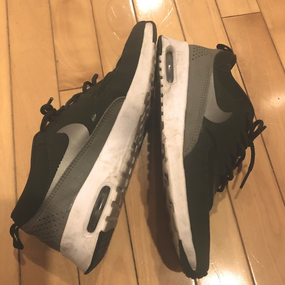 Forest Green Nikes